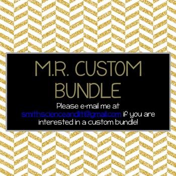 M.R. Custom Bundle