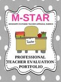 M-STAR Teacher Evaluation Portfolio