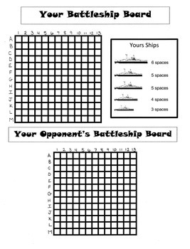 M-Step 5th grade Social Studies Test Prep Game: Battleship