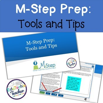 M-Step Prep: Tips and Tools