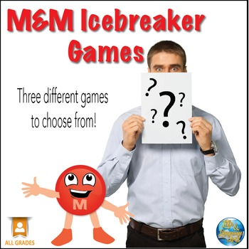 M and M Icebreaker Games