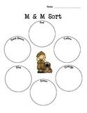 M and M Math Fun!