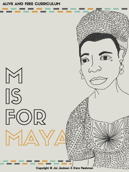 M is for Maya