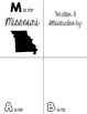 M is for Missouri (A State Alphabet Book)
