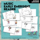 M is for Music Themed Unit-Preschool Lesson Plans and Activities (one week)