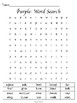M101-200 Sight Words Word Search