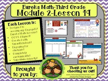 M2L19 Eureka Math-Third Grade: Module 2-Lesson 19 SmartBoa