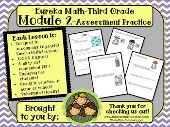 M2SG Eureka Math-Mid Module 2 Assessment Practice