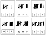 M48: #1-10 tally marks, clip cards