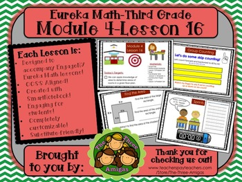 M4L16 Eureka Math-Third Grade: Module 4-Lesson 16 SmartBoa