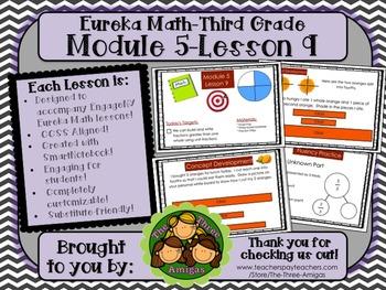 M5L09 Eureka Math - Third Grade: Module 5-Lesson 9 Smartboard Lesson
