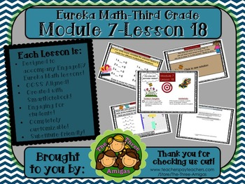 M7L18 Eureka Math-Third Grade: Module 7-Lesson 18 SmartBoa