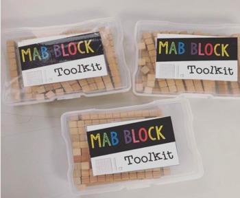 MAB toolkit label