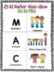 MAC Clipchart and Posters in Spanish