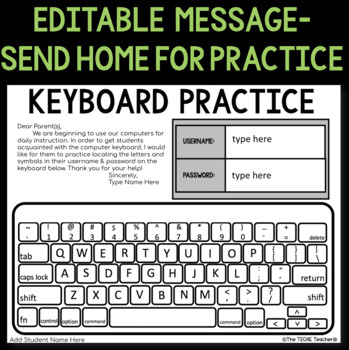 MAC KEYBOARD PRINTABLE PRACTICE SHEETS
