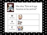 MAC classroom management system in Spanish!
