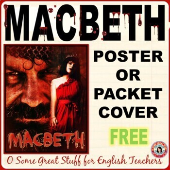 MACBETH Poster or Packet Cover