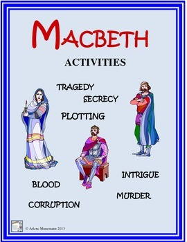 MACBETH, Sonnet Project and Fate Chart