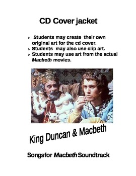 MACBETH - Soundtrack Project
