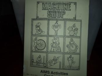 MACHINE SHOP   ISBN 1881431-39-8