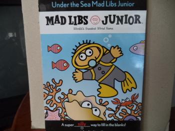 MAD LIBS JUNIOR  ISBN0-8431-1350-2