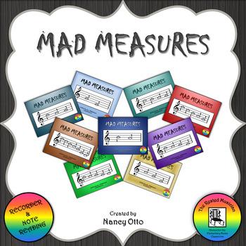 Mad Measures - Bundle
