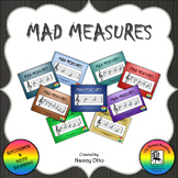 Mad Measures - Bundle