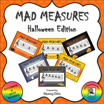 Mad Measures Bundle: Halloween Edition