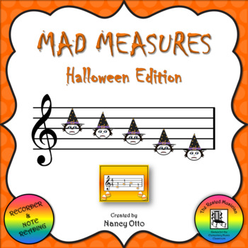 Mad Measures: Halloween Edition - Notes BAGED