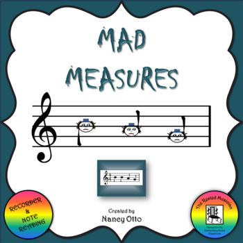 Mad Measures - Notes BAG