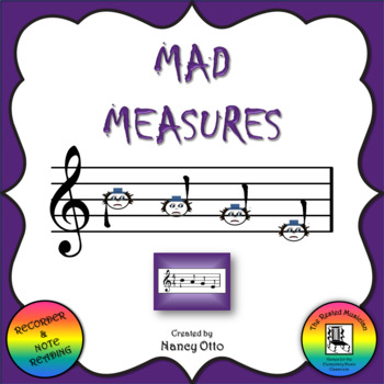 Mad Measures - Notes BAGE