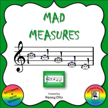 Mad Measures - Notes BAGED