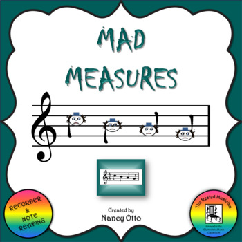 Mad Measures - Notes CBAG
