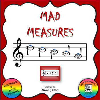 Mad Measures - Notes DCBAG