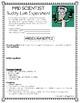 MAD SCIENTIST Buddy Lab Experiment: Magic Lava Bottle