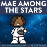MAE AMONG THE STARS Activities Worksheets Interactive Read