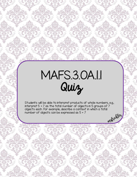 MAFS.3.OA.1.1 Quiz