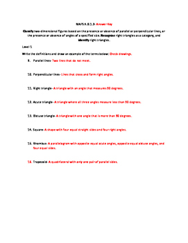 MAFS.4.G.1.2 Mastery FSA practice
