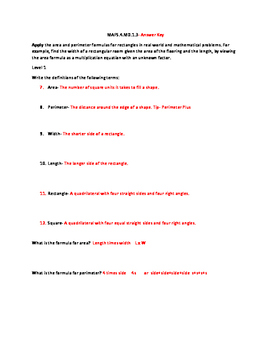 MAFS.4.MD.1.3 Mastery FSA practice