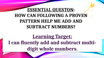 MAFS.4.NBT.2.4 Add and Subtract Fluently (Instructional PowerPoint)