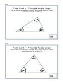 MAFS.7.G.2 - Angle Logic Task Cards