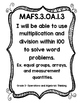 MAFS Grade 3 Florida Standards