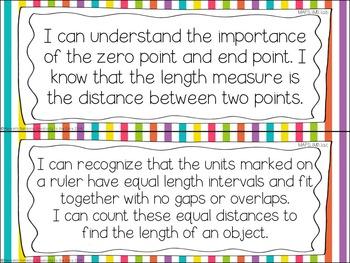 MAFS - Math Florida Standards {1st Grade - Rainbow Stripe}