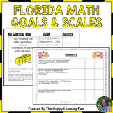 Florida Math Standards and Scales for 5th Grade