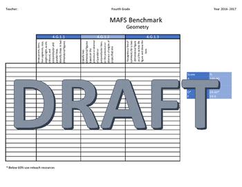 MAFS editable Teacher Data Tracker