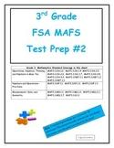 FSA MAFS 3rd Grade Test Prep 2- Common Core Aligned