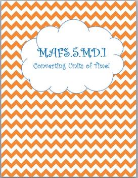 MAFS.5.MD.1.1 Time Conversions