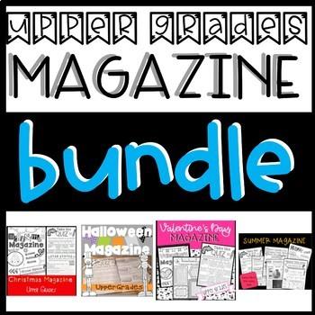 MAGAZINE BUNDLE for Upper Grades