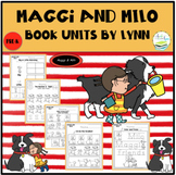 MAGGI AND MILO TODDLER BOOK UNIT