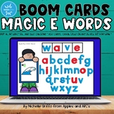 MAGIC E Boom Cards / Digital Task Cards / Distance Learning